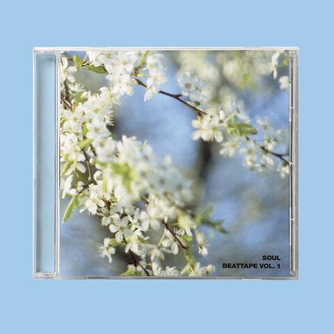steps beattape vol1 CD